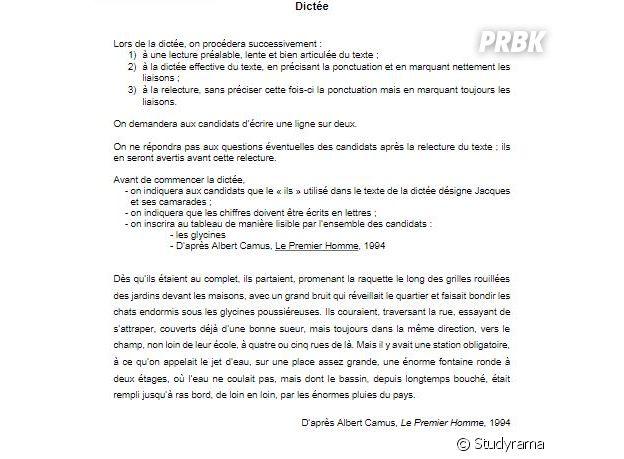 Brevet 2019 : l'épreuve de français dévoilée