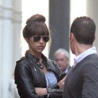 Photos ... Selita Ebanks est ... la nouvelle petite amie de Kanye West