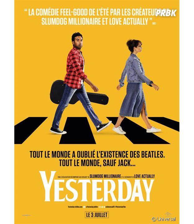 Yesterday au cinéma le 3 juillet.
