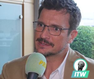 Nathan Fillion en interview sur PRBK pour la diffusion de The Rookie : le flic de Los Angeles sur M6