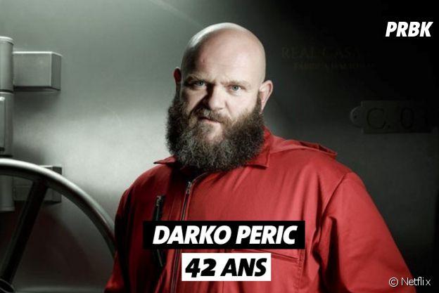 La Casa de Papel : quel âge a Darko Peric ?