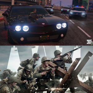 GTA 5 et la saga Call of Duty explosent le top 10 des jeux vidéo les plus vendus au monde