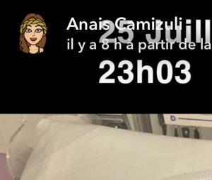 Anaïs Camizuli dévoile le prénom de sa fille
