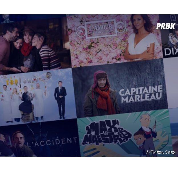 Salto : le concurrent de Netflix français débarque en 2020
