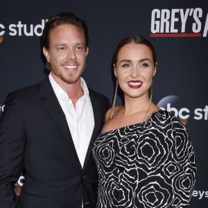 Camilla Luddington (Jo Wilson de Grey's Anatomy) s'est mariée à Matthew Alan (Lovecraft Country)