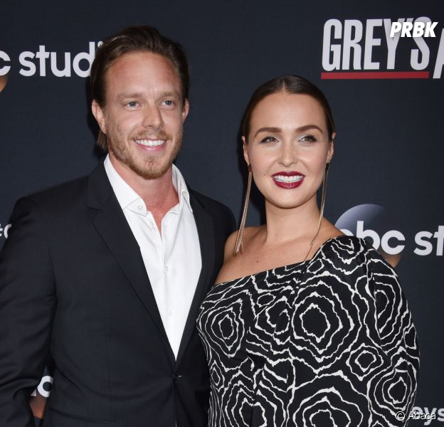 Camilla Luddington (Grey's Anatomy) s'est mariée à Matthew Alan