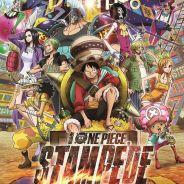 One Piece Stampede : le film événement va débarquer au cinéma en France !