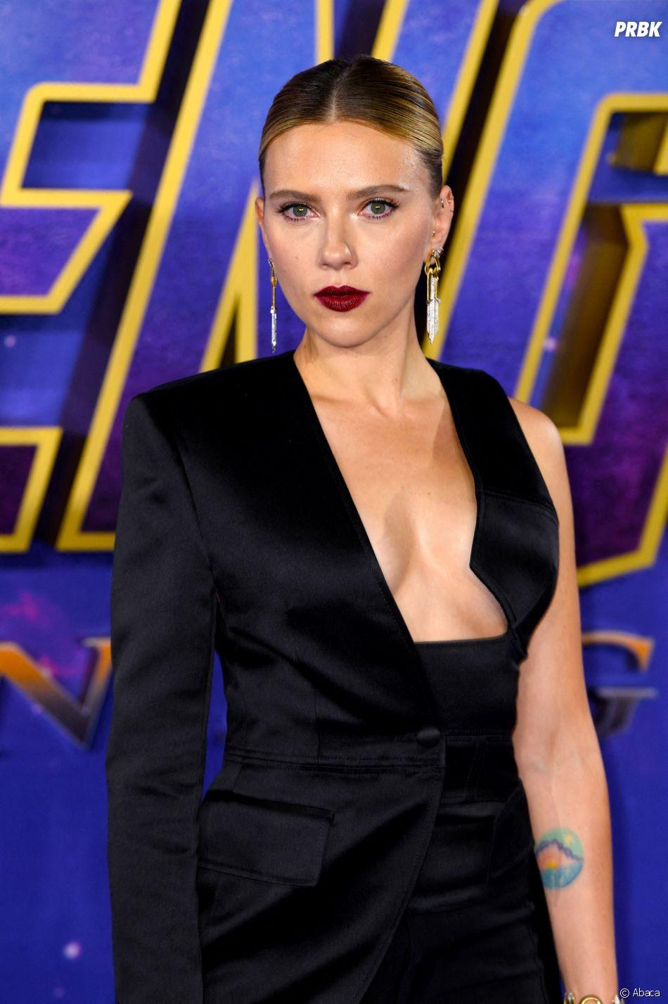 Scarlett Johansson : 56 millions de dollarsgagnés entre juin 2018 et juin 2019
