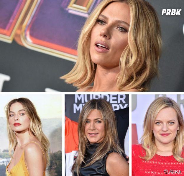 Scarlett Johansson, Margot Robbie, Jennifer Aniston... TOP10 des actrices les mieux payées