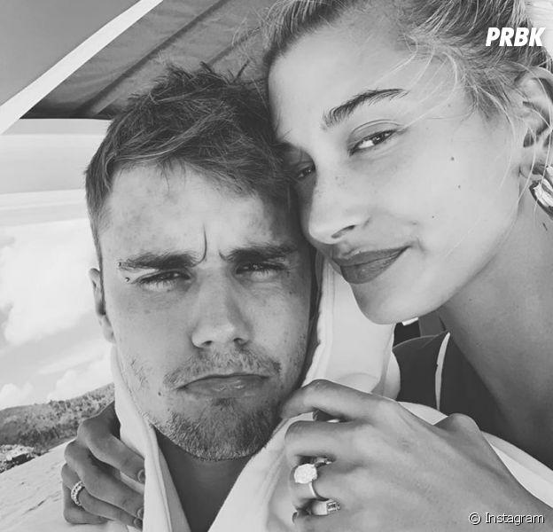 Justin Bieber : son couple avec Hailey Baldwin critiqué par un internaute, il réagit