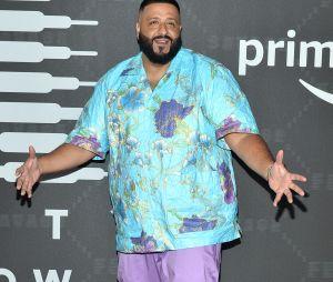 DJ Khaled au défilé lingerie Savage x Fenty