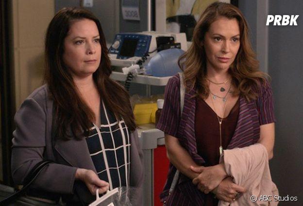 Grey's Anatomy saison 16 : Holly Marie Combs et Alyssa Milano en guest dans l'épisode diffusé le 10 octobre 2019
