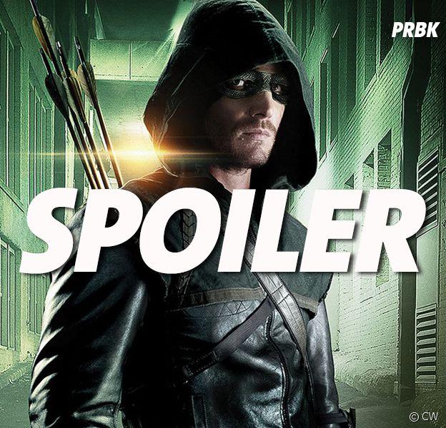 Arrow saison 8 :Oliver finalement sauvé par Felicity lors du final ? Stephen Amell se confie