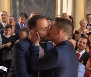 4 mariages pour une lune de miel : le mariage entre Emmanuel et Kevin ravit les internautes