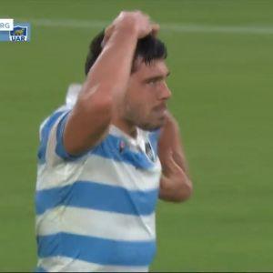 France - Argentine : un joueur Argentin a-t-il fait une célébration raciste contre les Bleus ?