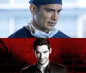 Nicholas Gonzalez de Good Doctor a failli jouer dans Lucifer