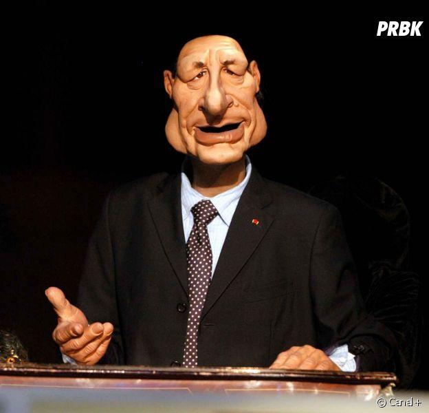Les Guignols de retour pour un hommage à Jacques Chirac