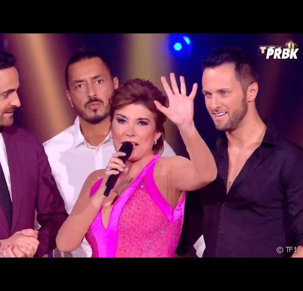 Danse avec les Stars 10 : Liane Foly éliminée lors du deuxième prime diffusé le 28 septembre 2019 sur TF1