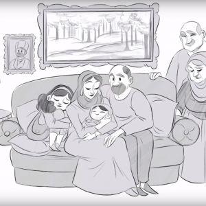 IbraTV : guerre de Tchétchénie, pauvreté... il dévoile son histoire dans un Draw My Life touchant