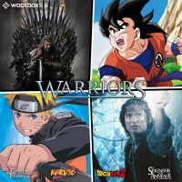 Game of Thrones, Naruto, Dragon Ball Z... craquez pour la Wootbox Warriors
