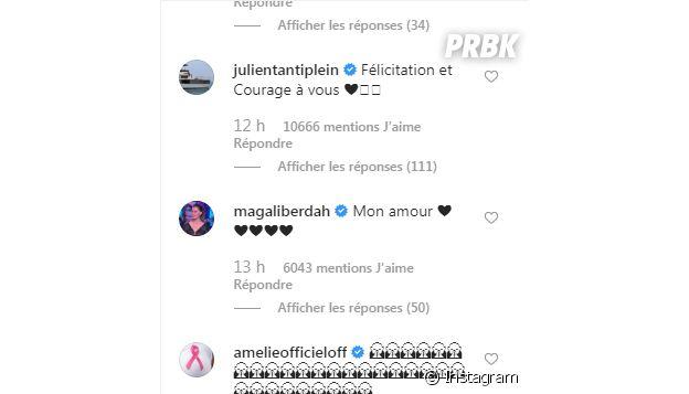 Jessica Thivenin et Thibault Kuro parents : les messages de soutien des Marseillais et des stars de télé-réalité