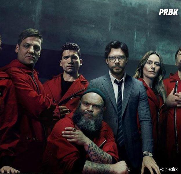 La Casa de Papel saison 4 : Rodrigo de la Serna (Palerme) annonce la date de retour !
