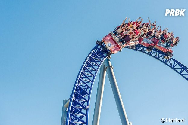 L'attraction Alpina Blitz à Nigloland