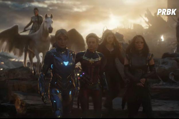 Marvel : un Avengers 100% féminin en préparation ? Les actrices sont prêtes