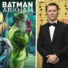 The Batman : The Riddler (L'Homme Mystère) débarque, Paul Dano casté