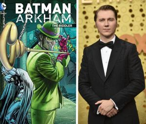 The Batman : The Riddler (L'Homme Mystère) débarque, Paul Dano casté