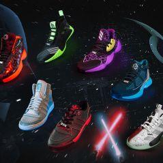 Jedi ou Sith ? Choisissez votre camp avec ces sneakers adidas x Star Wars