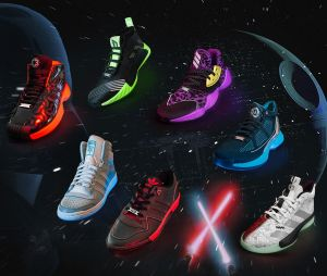 adidas x Star Wars : la collection de sneakers inspirée des sabres lasers