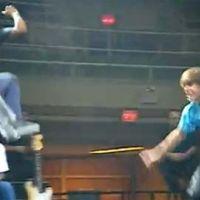 Justin Bieber ... il se bat avec un de ses meilleur ami ... vidéo à l'appui