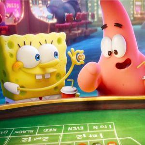 Bob l'éponge, le film : Bob et Patrick partent à l'aventure dans la bande-annonce