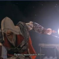 Assassin's Creed Brotherhood ... Un nouveau trailer qui tue