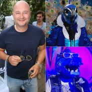Mask Singer : Cauet est-il le dino ? Il répond aux rumeurs