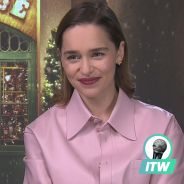 Emilia Clarke (Last Christmas) : Henry Golding vs Jon Snow, Game of Thrones... son interview