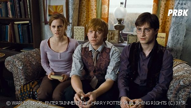 Rupert Grint dans la saga Harry Potter