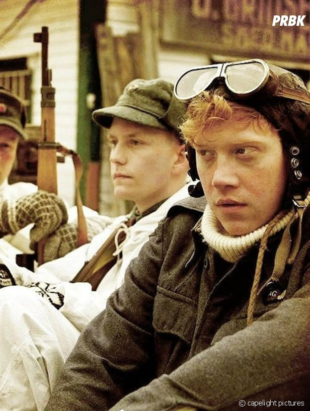 Rupert Grint dans Into the White