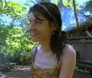 Hélène Patry candidate à Koh Lanta 2003