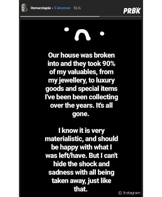 """PewDiePie et Marzia ont été cambriolés : """"je ne peux pas cacher le choc et la tristesse"""""""
