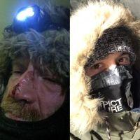 Mike Horn en danger en Arctique : il a perdu 15 kilos, Hugo Clément vole à son secours