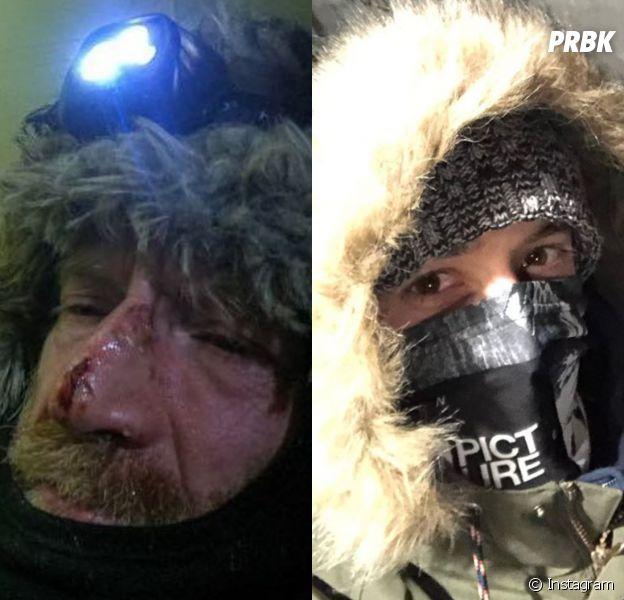 Mike Horn en danger en Arctique : il a perdu 15 kilos, Hugo Clément est parti pour le sauver