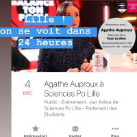 Agathe Auproux quitte TPMP : elle dévoile les raisons de son départ sur Instagram