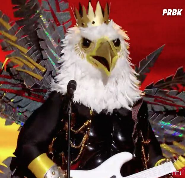 Mask Singer : Philippe Manoeuvre est-il l'aigle ?