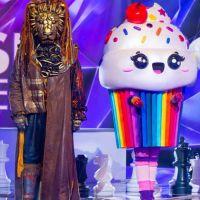 Mask Singer : le Lion et le Cupcake éliminés, découvrez leur identité