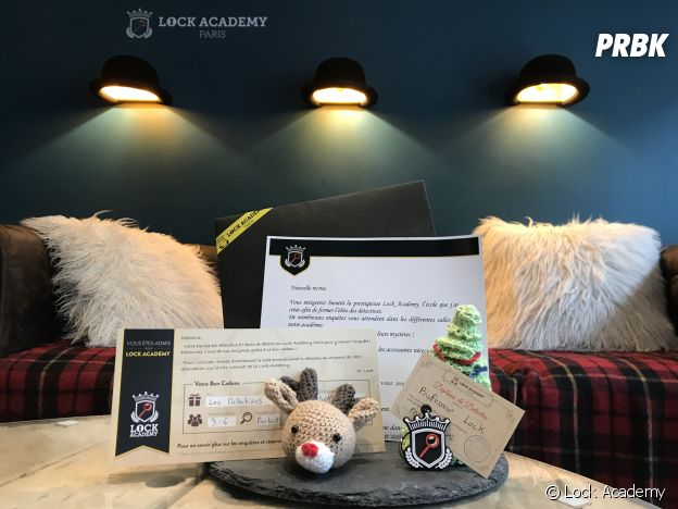 L'escape game de la Lock Academy
