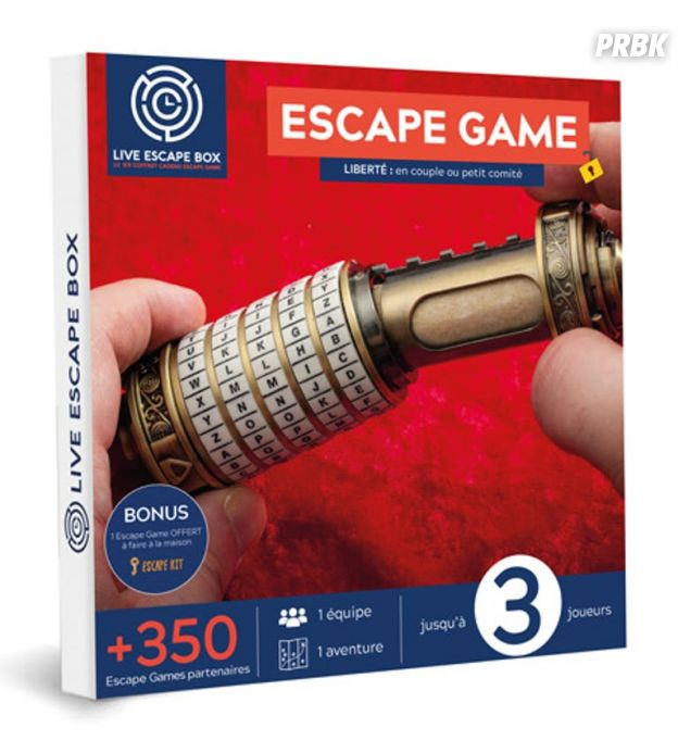 L'escape game en box