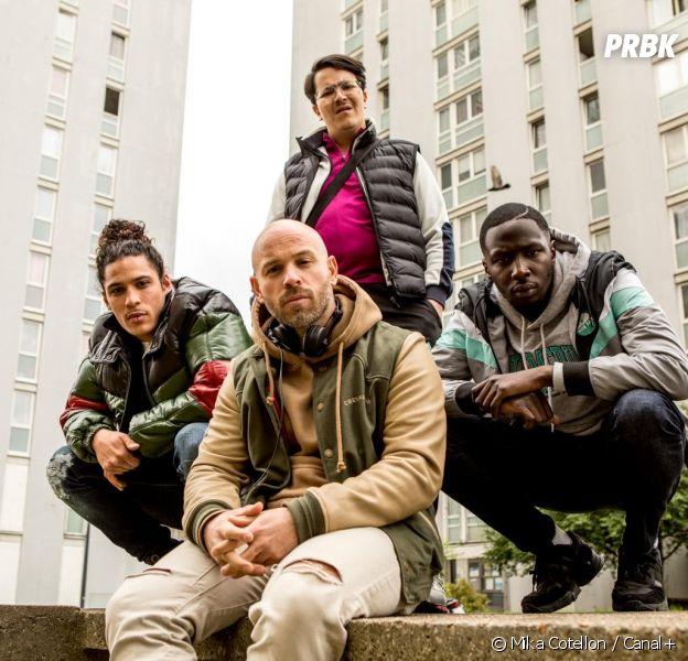Validé : la série de Franck Gastambide se dévoile avec un premier teaser