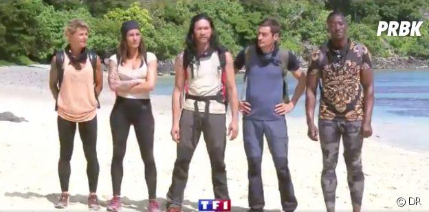 Koh Lanta 2020 : Sara, Jessica, Teheiura, Claude et Moussa de retour